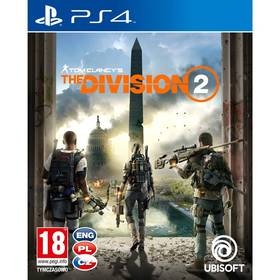 Hra Ubisoft PlayStation 4 Tom Clancy's The Division 2 (USP407310)