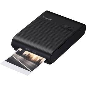 Canon Selphy Square QX10 + papíry 20 ks černá (vrácené zboží 8800599173)