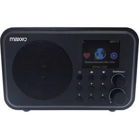 Maxxo DT02 čierny