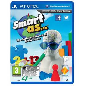 Sony PS VITA Smart As/EAS, anglicky (PS719205951) (PS719205951)