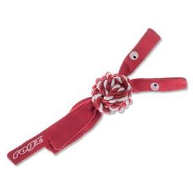 Rogz CowBoyz provazová 7,8cm červená