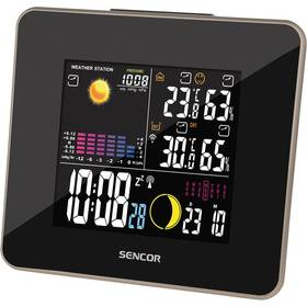 Meteorologická stanica Sencor SWS 260 čierna