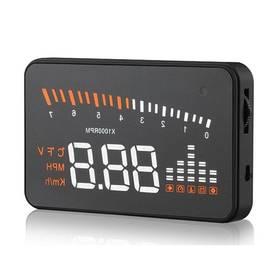 Compass monitor s projekčním HUD displejem