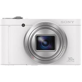 Sony Cyber-shot DSC-WX500 (DSCWX500W.CE3) bílý + Doprava zdarma