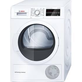 Bosch WTW85460BY bílá + K nákupu poukaz v hodnotě 1 000 Kč na další nákup + Doprava zdarma