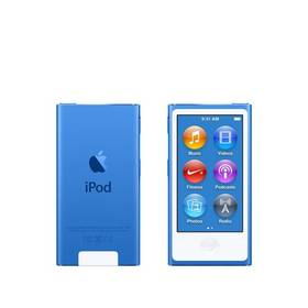 Apple iPod nano 16GB (MKN02HC/A) modrý