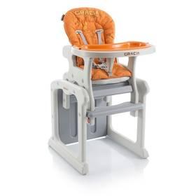 Babypoint Gracia oranžová + Doprava zdarma