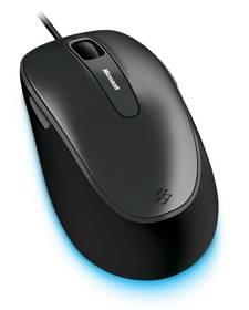 Myš Microsoft Comfort Mouse 4500 Lochnes Grey (4FD-00024) šedá
