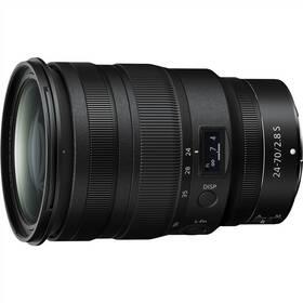 Nikon NIKKOR Z 24-70 mm f/2.8 S čierny