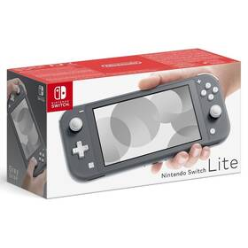 Nintendo Switch Lite (NSH100) sivá