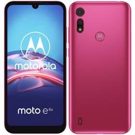 Motorola Moto E6s (PAJE0027PL) růžový