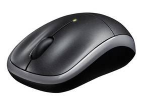 Logitech Wireless Mouse M217 (910-004637) černá barva + Doprava zdarma