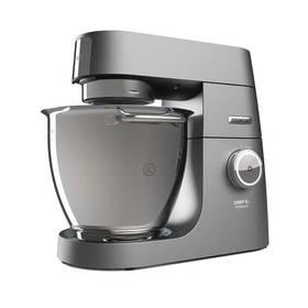 Kenwood Chef XL Titanium KVL8400S šedý + K nákupu poukaz v hodnotě 3 000 Kč na další nákup + Doprava zdarma