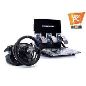 Thrustmaster T500 RS pro PS3 a PC + pedály (4160566) černý + Doprava zdarma