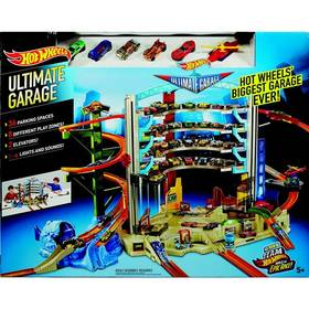 Mattel ultimátní mega garáž