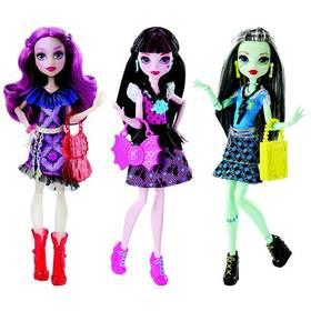 Panenka Mattel Monster High základní příšerka - ASSORT