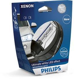 Philips Xenon White Vision D3S, 1ks (42403WHV2S1)
