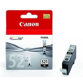 Canon CLI-521Bk, 3420 stran - originální (2933B001) černá