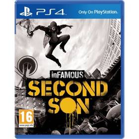 Sony PlayStation 4 inFamous Second Son (PS719279174)
