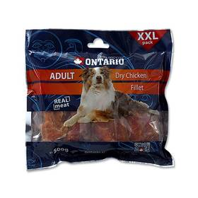 Ontario SnackAdult Dry Chicken fillet 500g