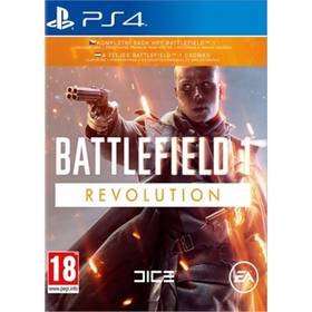 EA PlayStation 4 Battlefield 1 Revolution (5030930122430)