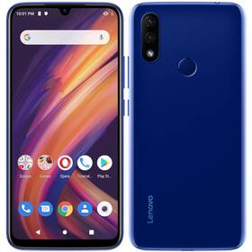 Lenovo A6 Note Dual SIM (PAGK0037CN) modrý