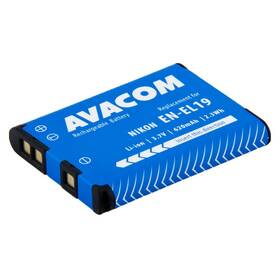 Avacom Nikon EN-EL19 Li-ion 3,7V 620mAh (DINI-EL19-354) (rozbalené zboží 8800425658)