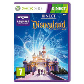 Microsoft Xbox 360 Disneyland Adventures (Kinect ready) (KQF-00018)