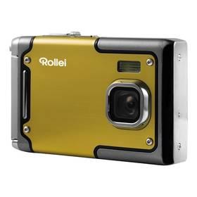 Digitálny fotoaparát Rollei Sportsline 85 žltý