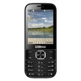 MaxCom Classic MM237 Dual SIM (MM237BKDS) černý Software F-Secure SAFE 6 měsíců pro 3 zařízení (zdarma)