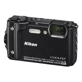 Nikon Coolpix W300, Holiday Kit (VQA070K001) černý