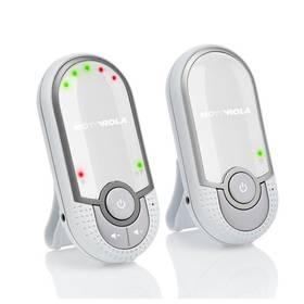 Motorola MBP11 strieborná/biela
