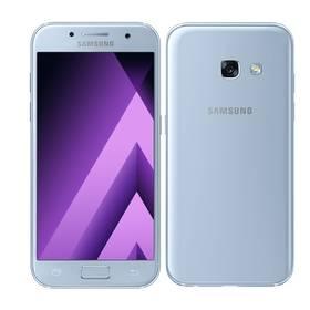 Samsung Galaxy A3 (2017) v prodeji od 3.2. 2017 (SM-A320FZKNETL) modrý + Doprava zdarma