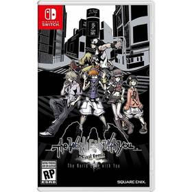 Nintendo SWITCH The World Ends with You: Final Remix (NSS710)