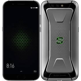Xiaomi Black Shark 8GB/128GB (PH3974) šedý Software F-Secure SAFE, 3 zařízení / 6 měsíců (zdarma) + Doprava zdarma