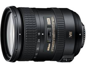 Nikon 18-200MM F3.5-5.6G AF-S DX VR II černý + cashback + Doprava zdarma