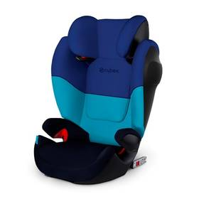 Cybex Solution M-fix SL 2018, 15-36kg, Blue Moon + Doprava zdarma