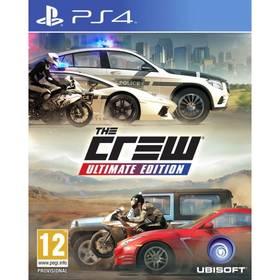 Ubisoft PS4 The Crew Ultimate Edition (418943) (vrácené zboží 8800050610)