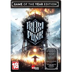 11 bit studios PC Frostpunk Game of the Year Edition (5908305228172)