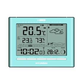 Meteorologická stanica Hyundai WSC 2180 SK modrá