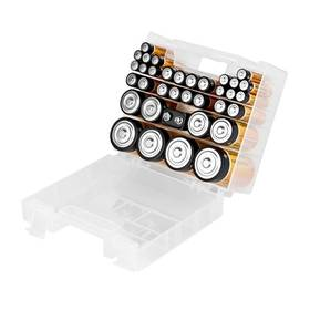 GoGEN BOX, 35 ks - 14xAAA, 12xAA, 4xC, 4xD,1x9V (BATTERYBOX35)