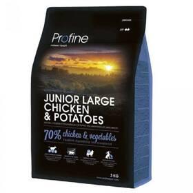 Granule PROFINE Junior Large Breed Chicken & Potatoes 3kg