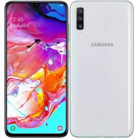 Samsung Galaxy A70 Dual SIM SK (SM-A705FZWUORX) biely