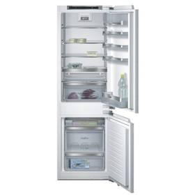 Kombinácia chladničky s mrazničkou Siemens KI86SAD40 biela