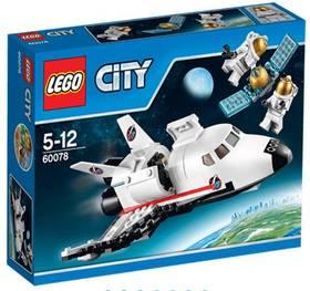 Lego® City Space Port 60078 Servisní výsadkový člun