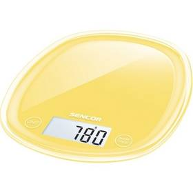 Sencor Pastels SKS 36YL žltá