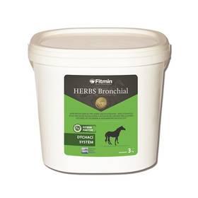 Fotografie FITMIN Horse HERBS Bronchiale 3 kg