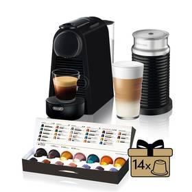 DeLonghi Nespresso EN 85 BAE černé + Doprava zdarma