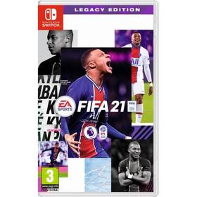 Nintendo SWITCH FIFA 21 (NSS198)