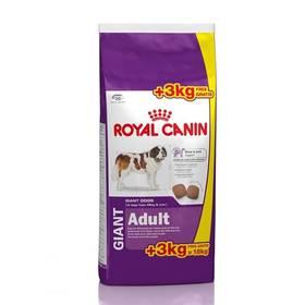 Royal Canin Giant Adult 15 + 3 kg ZDARMA + Doprava zdarma